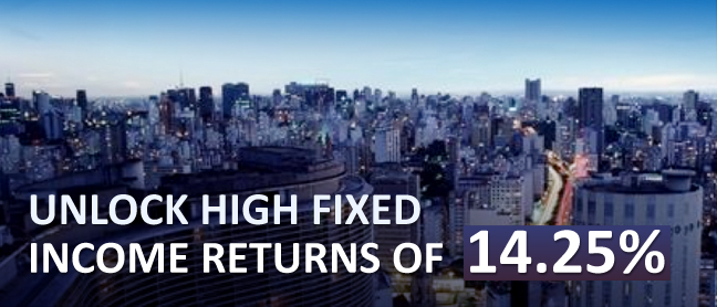 Unlock high fixed income returns of 14.25%